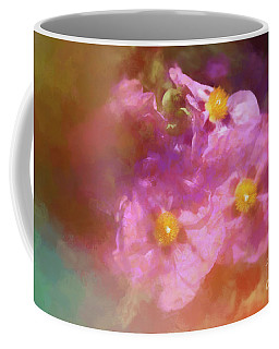 Poppy Impressions Coffee Mug