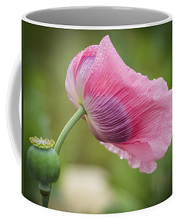 Poppy In The Wind Coffee Mug