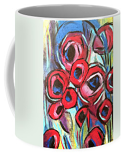 Poppy Love 1 Coffee Mug