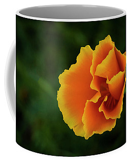 Poppy Orange Coffee Mug