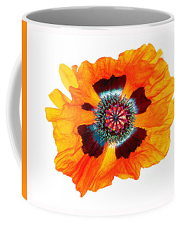 Poppy Pleasing Coffee Mug