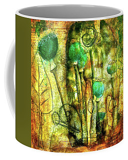 Poppy Pods Coffee Mug