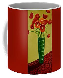 Poppy Power Coffee Mug