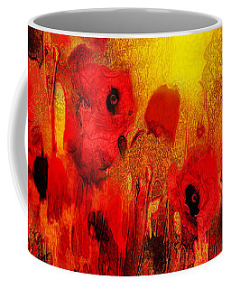 Poppy Reverie Coffee Mug