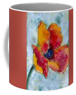 Poppy Smile Coffee Mug