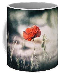 Coffee Mug featuring the photograph Poppy Stories 2 by Jaroslav Buna