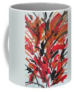 Poppy Storm Coffee Mug