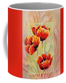 Poppy Trio Coffee Mug