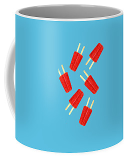 Popsicle T-shirt Coffee Mug