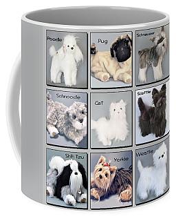 Popular Pooches Coffee Mug by David and Lynn Keller