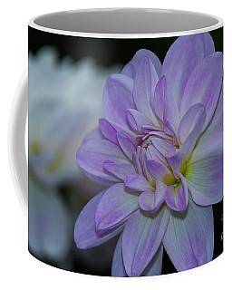 Porcelain Dahlia Coffee Mug