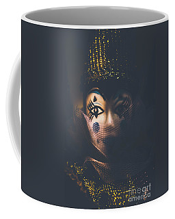 Porcelain Doll. Performing Arts Event Coffee Mug