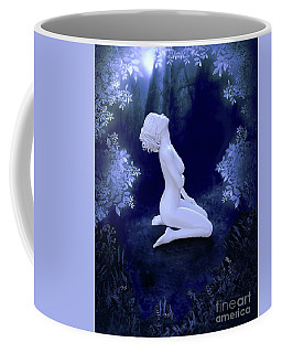 Porcelain Moon Coffee Mug