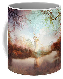 Porcelain Skies Coffee Mug