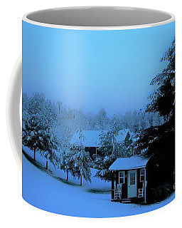 Porch Setting, Not Today Coffee Mug