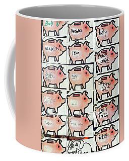 Porkys Place Coffee Mug by Joe Jake Pratt