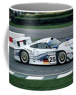 Porsche 911 Gt1 Strassenversion Coffee Mug