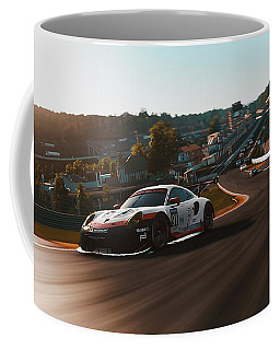 Porsche 911 Rsr, Spa-francorchamps - 33 Coffee Mug