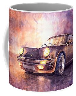 Porsche 911 Turbo 1979 Coffee Mug