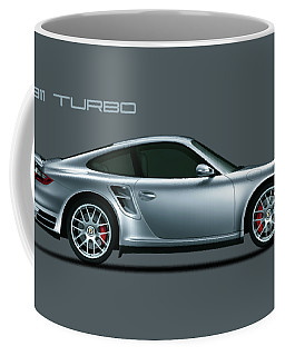 Porsche 911 Turbo Coffee Mug