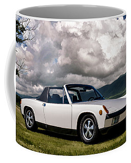 Porsche 914 Coffee Mug