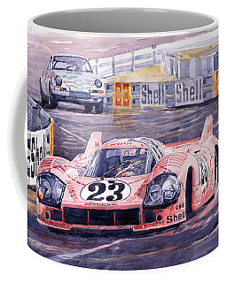 Porsche 917-20 Pink Pig Le Mans 1971 Joest Reinhold Coffee Mug