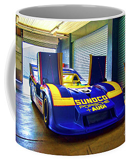 Porsche 917/30 Front View Coffee Mug