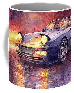 Porsche 944 Turbo Coffee Mug