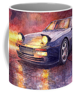 Porsche 944 Turbo Coffee Mug