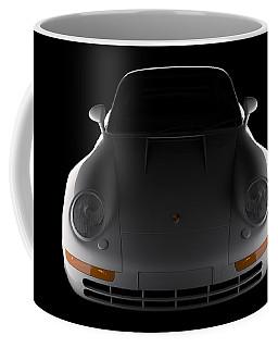 Porsche 959 - Front View Coffee Mug