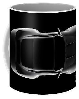 Porsche 959 - Top View Coffee Mug