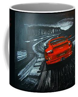 Porsche Gt3 Le Mans Coffee Mug