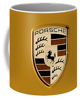 Porsche Oil Paint Filter 121615 Coffee Mug