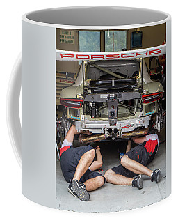 Porsche Repair Coffee Mug
