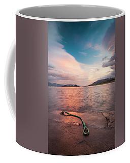 Port Appin Sunrise Coffee Mug by Alex Saunders