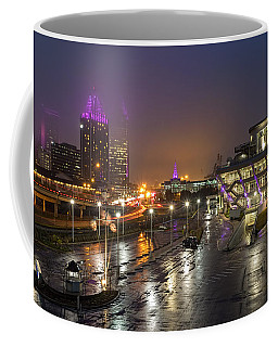 Port City Fog Coffee Mug
