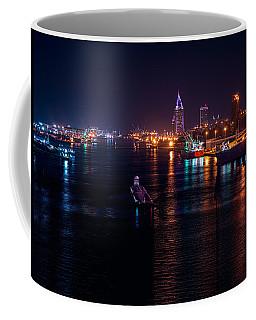 Port City Purple Coffee Mug