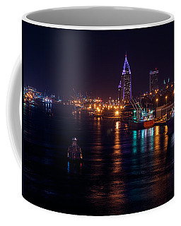 Port City Purple Closer Coffee Mug