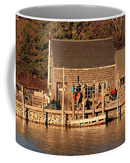 Port Clyde Life 2 Coffee Mug