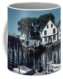 Port Clyde Maine Coffee Mug