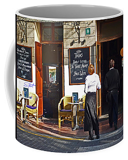 Port De Soller Coffee Mug