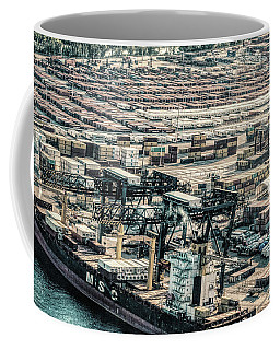 Port Everglades 2 Coffee Mug