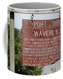 Port Of Waverly Coffee Mug