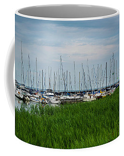 Port Sanilac Marina Coffee Mug