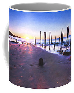 Port Willunga Sunset     Go1 Coffee Mug