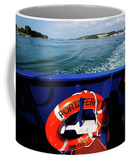 Portaferry Ferry Coffee Mug