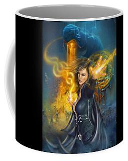 Portal Magician Coffee Mug