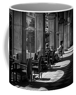 Portico Conversation Coffee Mug