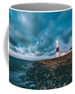 Portland Bill Dorset Coffee Mug