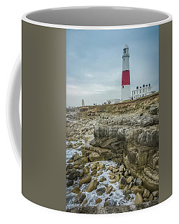 Portland Bill Lighthouse Coffee Mug